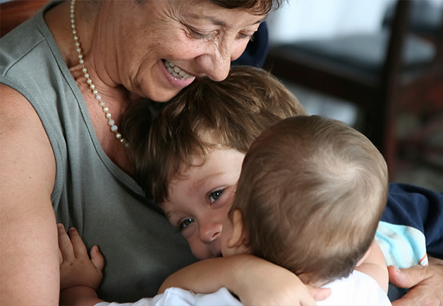 U.S. Census Bureau Study: 10% of Grandparents Care for a Grandchild
